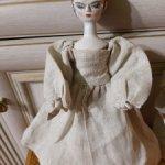 5,5тыс до 24.01.Полностью деревянная куколка-реплика старинных голландских кукол