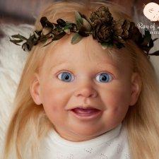Очень позитивная малышка Мия  от Maria Jordano