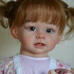 И снова кукла реборн Бонни... просто Бонни