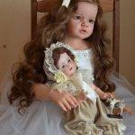 Стефания - кукла реборн