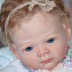 Гелия - кукла реборн