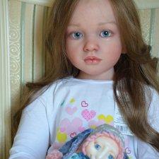 Знакомьтесь - Анна, кукла реборн