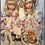 Две сестрички от Pamela Erff