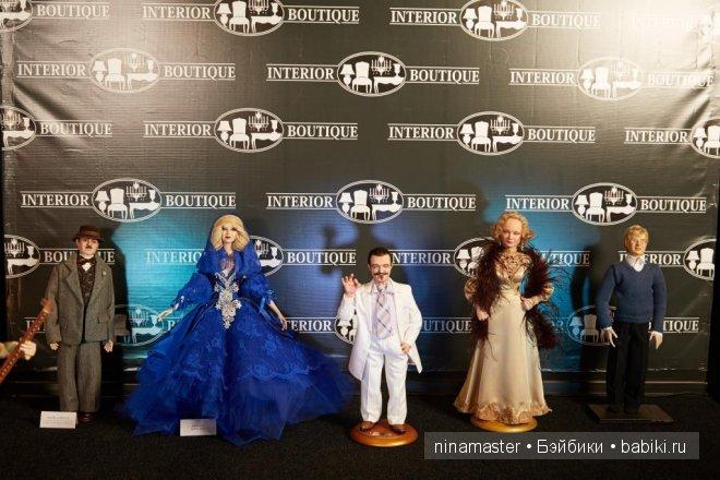 куклы Елены Тимкаевой
