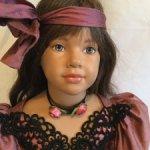 Коллекционная куколка от Ilse Wippler (Sigikid), редкость
