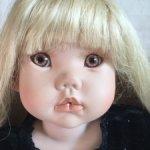 Блондинка от Cindy Marschner Rolfe