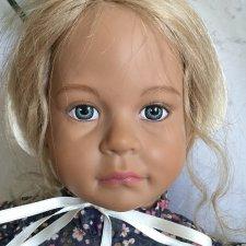 Коллекционная кукла для Sigikid.