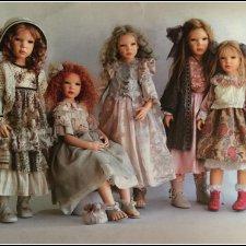 Каталог кукол Zawieruszyski 2012 год