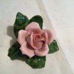 Шикарный фарфоровые розы от Alboth & Kaiser. Редкость.