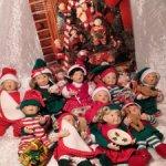 15000 - оплата сразу. Новогодние гномы от Ashton Drake. Полная коллекция. Впервые в России.