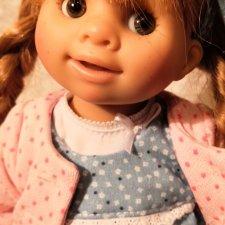 Frieda 2017  (коллекционная кукла) от Rosemarie Muller