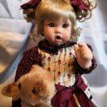 Очаровашка Пенни (Penny) от Cindy Marschner Rolfe.