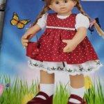 Журнал из Германии с фото кукол. Лот 3.