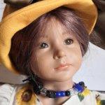 Коллекционная кукла от Maja Bill, Sigikid. Впервые в шопике. Редкость.