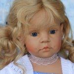 Anna Plha I (коллекционная кукла) от Ramona Hoffmann
