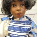 Виниловая кукла La Bambola