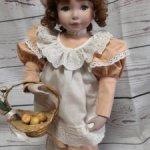 Девочка с персиками, Annabel от Dianna Effner