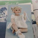 Фарфоровая кукла балерина Eloise от Gabriele Muller. Редкость.