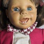 Характерная кукла Nines d'Onil Spain. Лот 1