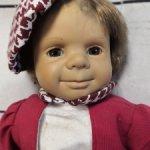 Характерная кукла Nines d'Onil Spain. Лот 2