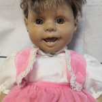 Характерная кукла Nines d'Onil Spain. Лот 4
