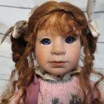 Очаровательный рыжик Карен от Julie Good Kruger.