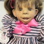 Характерная кукла Nines d'Onil Spain. Лот 3.