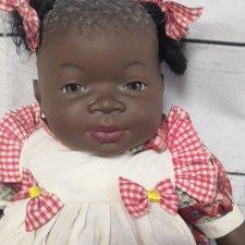 Характерная кукла Nines d'Onil Spain. Лот 7