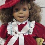 Характерная кукла Arias. Лот 9