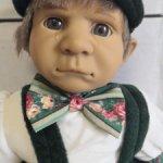 Характерная кукла . Лот 16. Редкий молд.