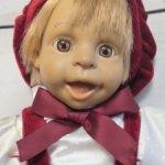Характерная кукла Nines d'Onil Spain.Лот 12.