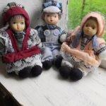 Винтажная троица из Германии