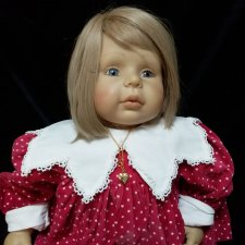 Сладкая булочка Brigitte Leman, коллекция Zapf. Сладкая бу