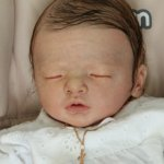 Мой спящий ангел Джульетта! Кукла реборн Саутер Антонины