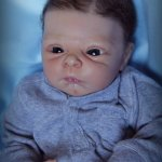 Мой любимый мальчик Сэм,Сэмми,Сэмюэль.Кукла реборн Саутер Антонины