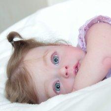 Кукла реборн из молда Sue-Sue by Natali Blick
