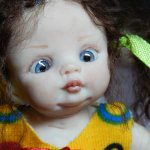 Кокетки. Авторские куклы