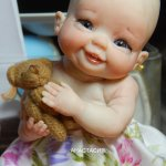 Лилу, авторская куколка
