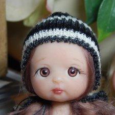 Кокетка. Авторская кукла Аси Сашкиной