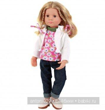 Коллекция Готц 2013. Игровые куклы
