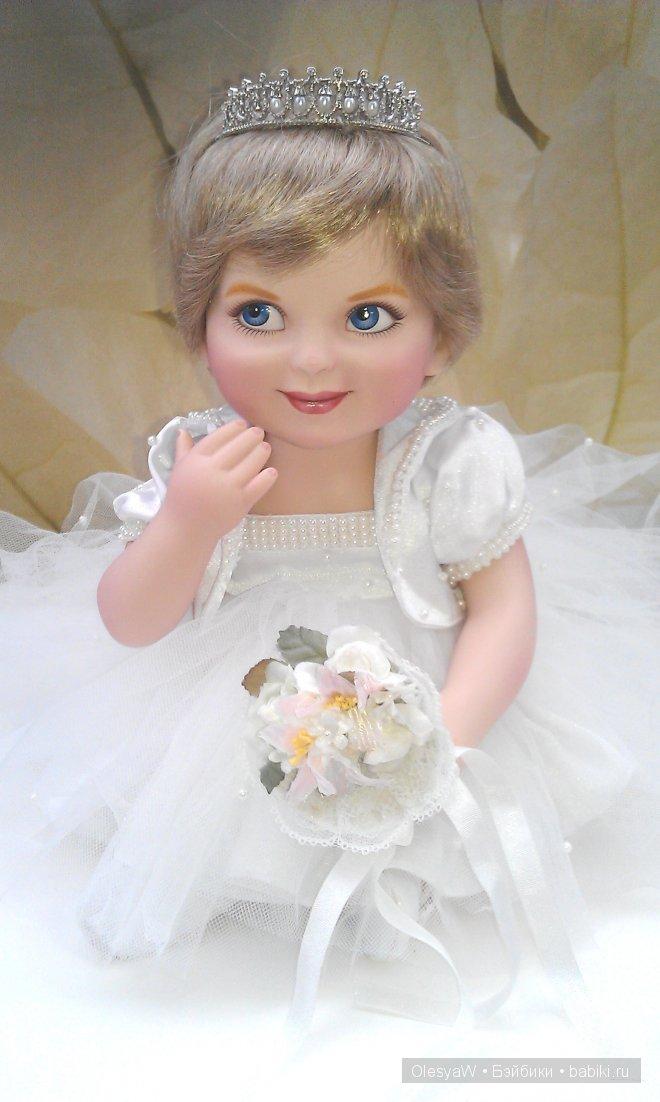 Фарфоровые куклы от Franklin Mint