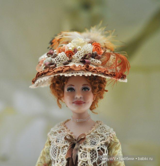 авторская кукла, Elisa Fenoglio