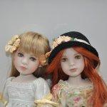 Фарфоровые куклы Линды Мейсон (Linda Mason). Загадочные и неуловимые
