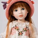 Еще одна нежная Крикетт, фарфоровая кукла от Линды Мейсон (Linda Mason)