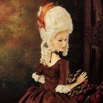 Mademoiselle, шарнирная авторская кукла от Инны Криковцевой MovungDolls
