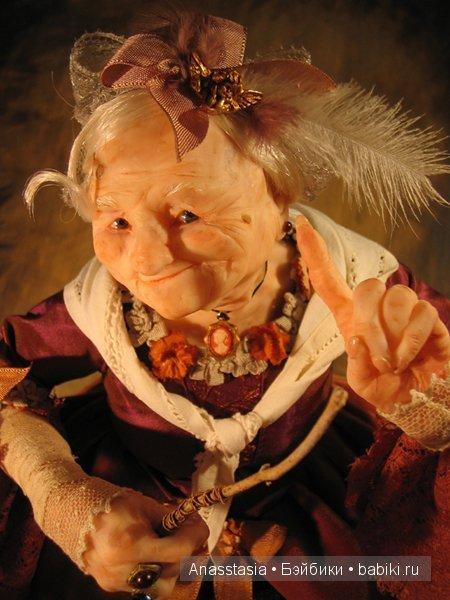 Необычные авторские куклы Virginie Ropars
