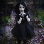 Бжд Gem of Doll-MSD Rae. Загадочная и красивая ищет любящий домик