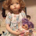 Милая Стефания от Дианы Эффнер ищет домик .Срочно цена 23000