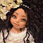 София ,авторская куколка Оксаны Левченко