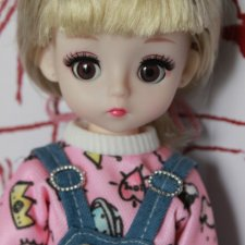 Кукла шарнирная 30 см.